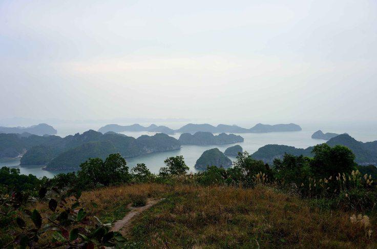 Fort, Vietnam, Cát Bà Island