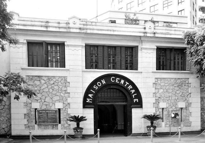 Hanoi, Vietnam, prison, Hoa Lo
