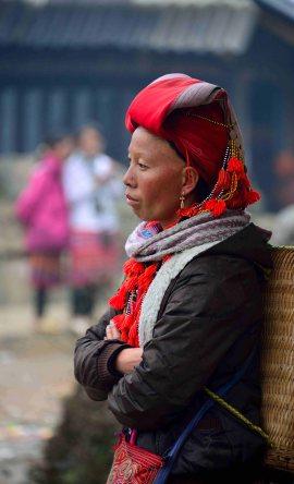 Sapa, Vietnam, Red Zhao