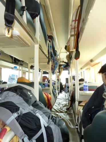 Sapa, Vietnam, bus