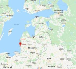 Klaipėda, Lithuania, Baltic States, Europe