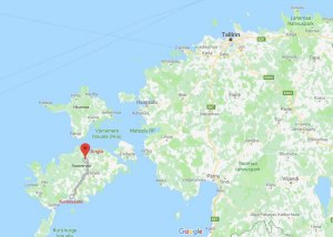 Angla, Saaremaa, Estonia, The Baltics, Europe