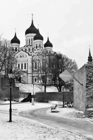 Tallinn, Estonia, cathedral, The Baltics, Europe