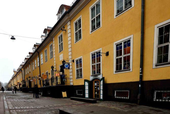 Latvia, Riga, architecture