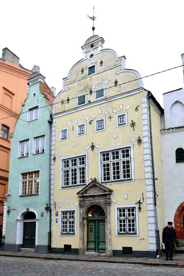 Latvia, Riga, architecture, Baltic States, Europe