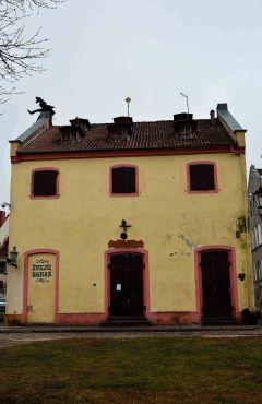 Medieval architecture Klaipėda