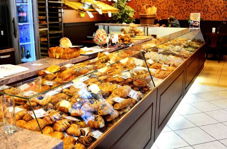 Kaunas pastries, Lithuania, Baltic States, Europe