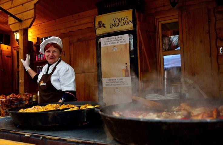 Vilnius Kaziukas fair, Lithuania, Baltic States, Europe