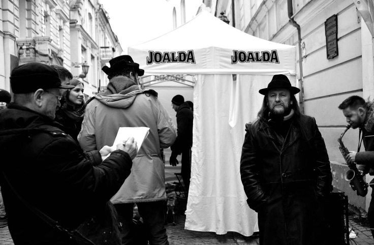 Vilnius, Kaziukas Fair artists, Lithuania, Baltic States, Europe
