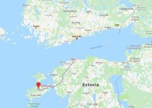 Saaremaa Island, Tallinn, Estonia, The Baltics, Europe