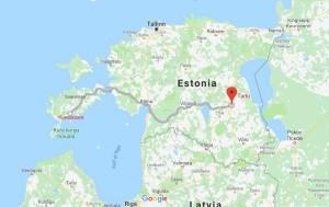 Kuressaare, Tartu, Estonia, The Baltics, Europe