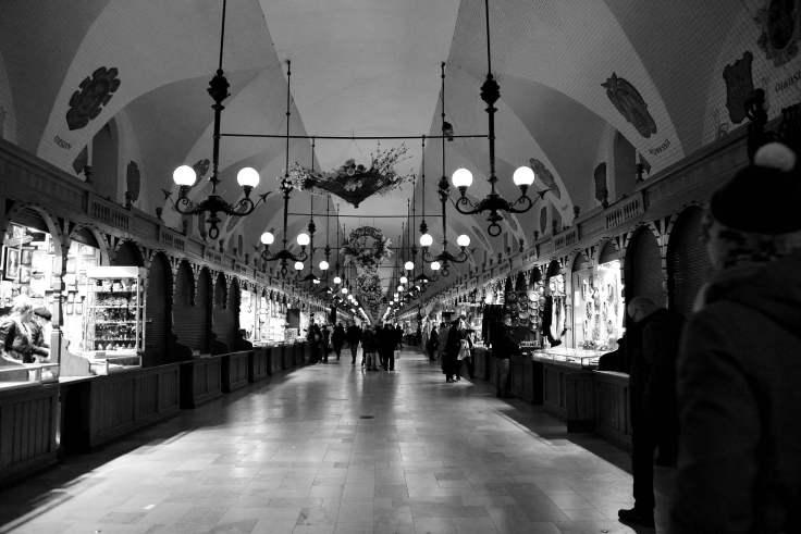 old town, poland, krakow