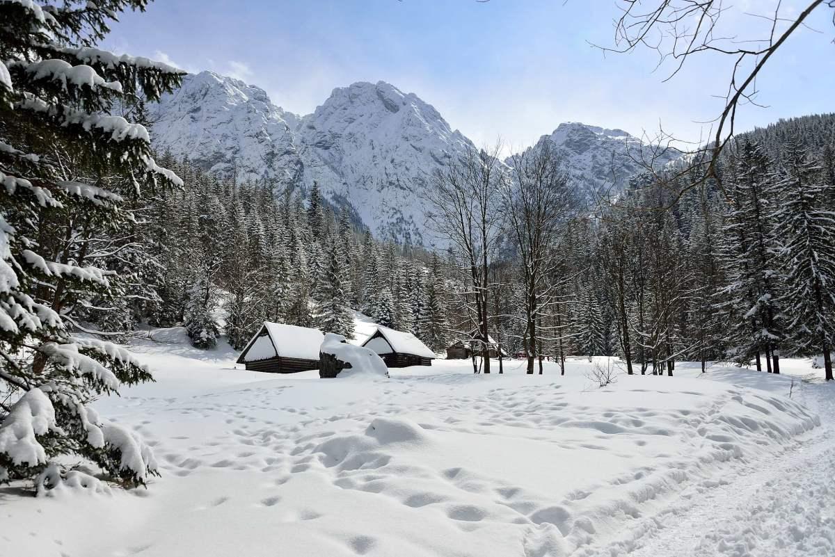 Stunning Zakopane!  Southern Poland's Tatras Mountains
