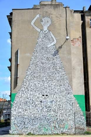 street art, poland wroclaw
