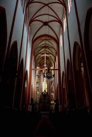 St Elizabeth, poland, wroclaw