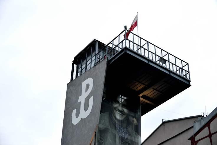 Warsaw Uprising Museum emblem