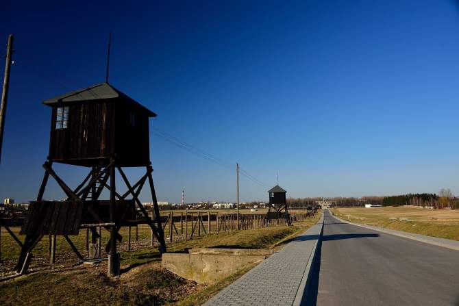 Majdanek, poland, Lublin concentration camp