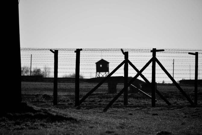 Majdanek, concentration camp, poland, lublin
