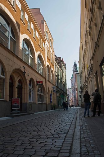 old town, poland, poznan, architecture