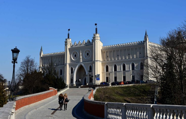 Lublin, poland, castle, museum
