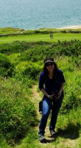 UK, coastal walk, Dorset