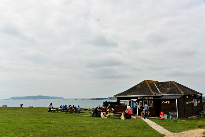 Lookout Café, UK, touring, Weymouth