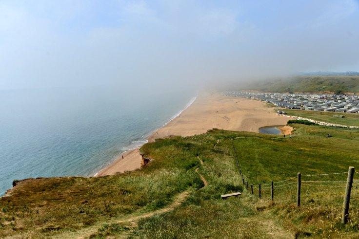 Freshwater, campsite, UK, coastal walks, Dorset