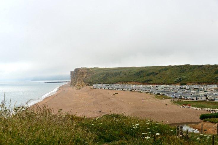touring, UK, freshwater, coastal walk