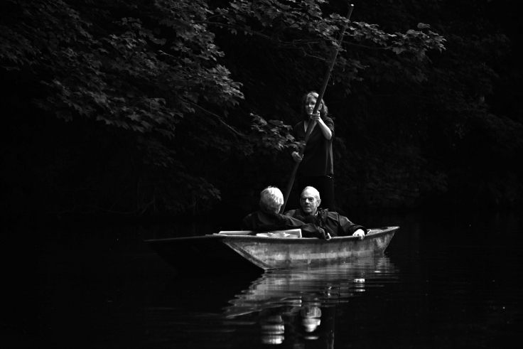 Avon river, Bath, somerset, england, boat