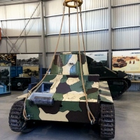 Bovington's Tank Museum, Dorset - World's best collection of tanks?