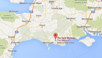 Tank Museum, Bovington, Dorset, England