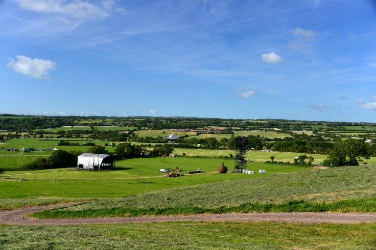 england, somerset, glastonbury, festival