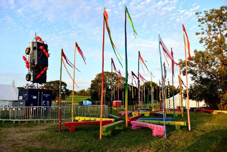 glastonbury, england, festival, somerset
