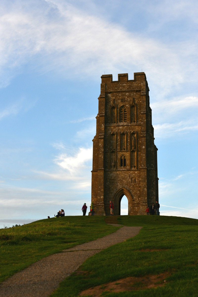 Mythical Glastonbury: England's Somerset