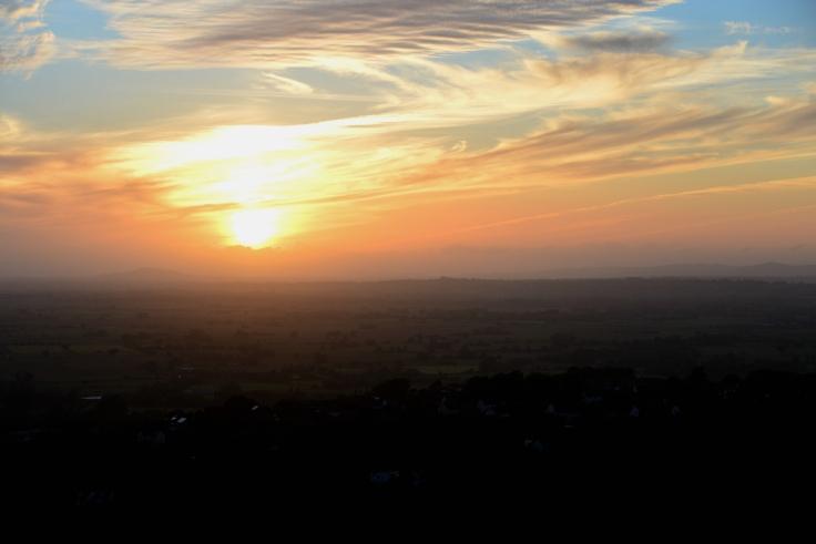 glastonbury, somerset, england