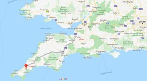 Street, Somerset, Cornwall, England, Europe
