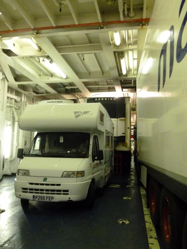 portsmouth, united kingdom, touring, ferry terminal