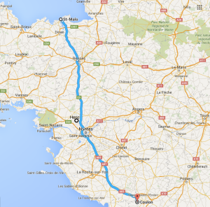 Starting The French Adventure St Malo Heric And Coulon Image