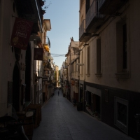 Crossing the Pyrenees: France to Spain (Calonge and Sitges)