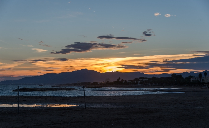 Cambrils, Spain, motorhome