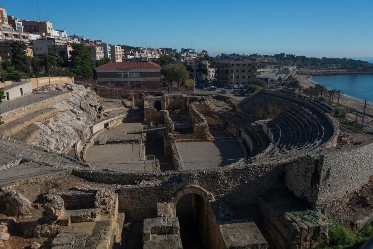 Amphitheatre, Tarragona, Spain