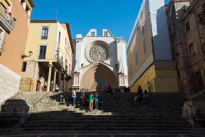 Tarragona, Spain, Cathedral