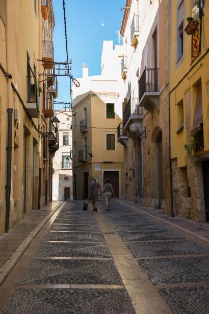 Tarragona, Spain, Medieval