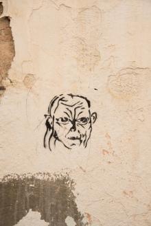 street art, Taragona, Spain