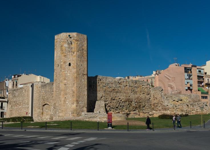 Tarragona, Spain, motorhome