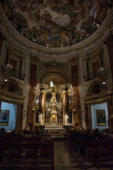 basilica, spain, touring, motorhome