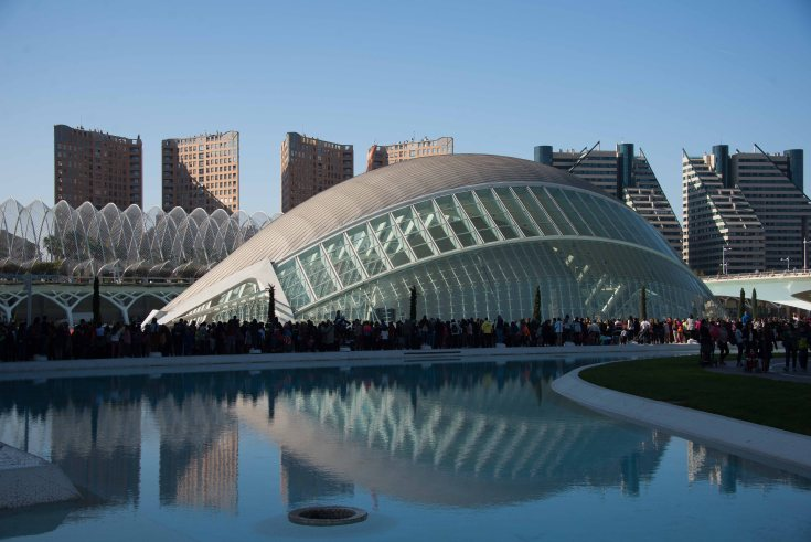 valencia, touring, spain, motorhome, arts, science