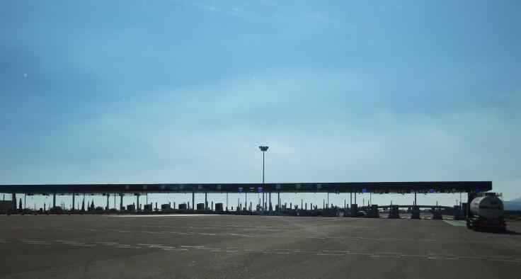 Spain, toll, motorhome