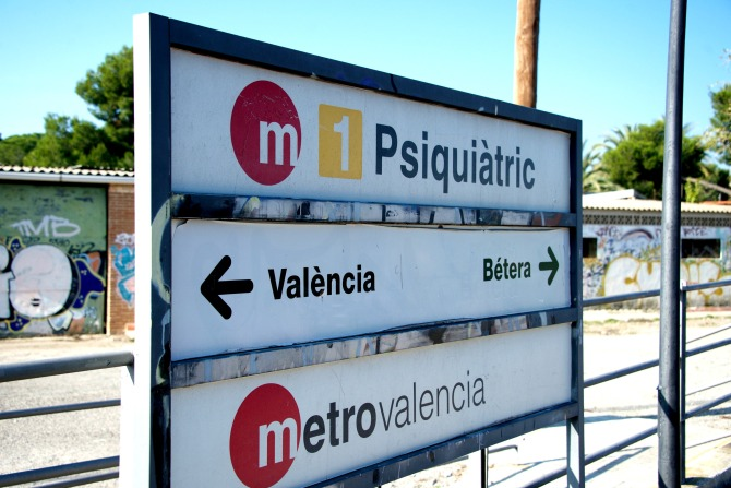 spain, valencia, train station, touring, motorhome