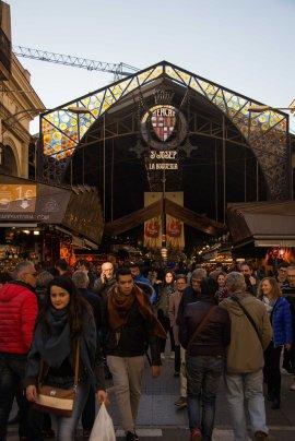 Spain, Market, Barcelona, La Boqueria